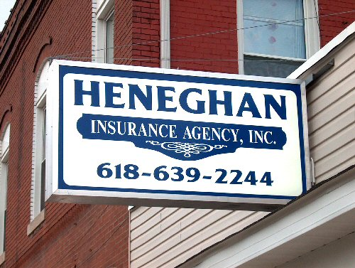 Heneghan Insurance Agency - Jerseyville, Illinois
